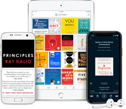 Scribd enterprise for any device