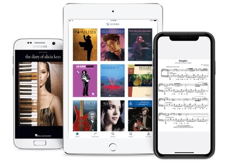 Scribd è disponibile anche per i tuoi dispositivi mobili.