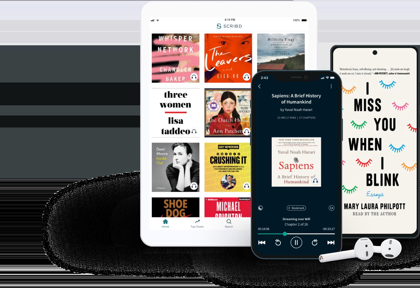 Scribd est également disponible sur vos appareils mobiles.